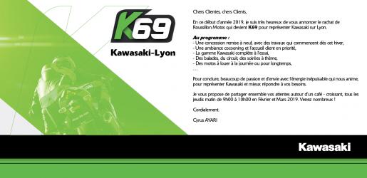 Rachat de Kawasaki Lyon