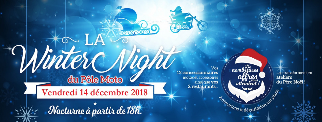 winter night 2018